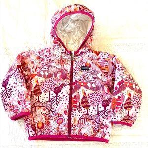 Patigonia Girls Lightweight Puffer Jacket